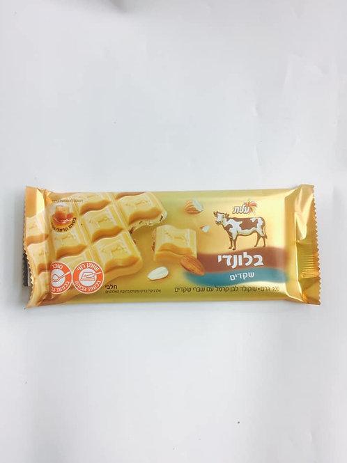 שוקולד בלונדי קוקוס