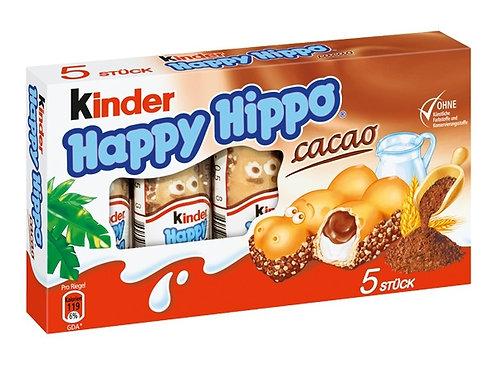 קינדר הפי היפו 5 יחידות(Kinder Happy Hippo)