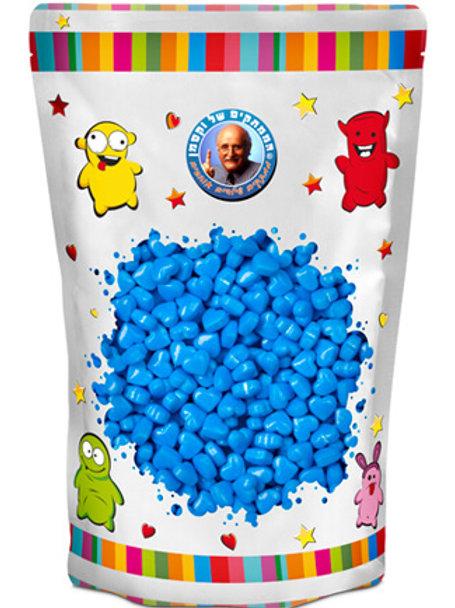 סוכריות  ווקסמן סודה לב כחול 1.5 קילו