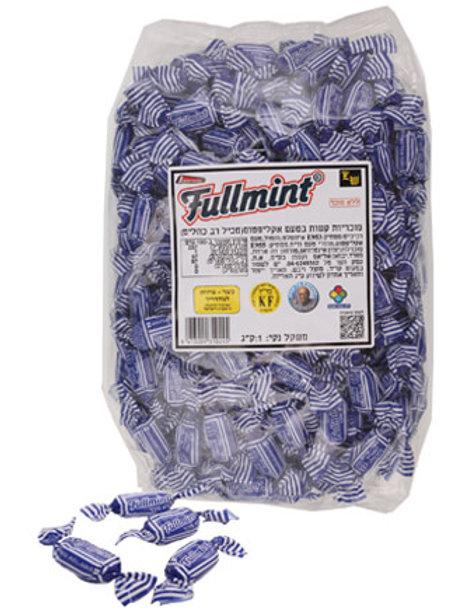 סוכריות ווקסמן Fullmint ללא סוכר 1 קילו
