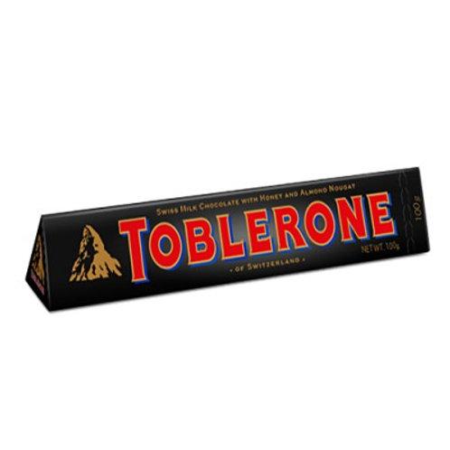 טובלרון שוקולד מריר 100 גרם(toblerone)