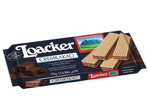 לואקר (Loacker) שוקולד קלאסי 175 גרם