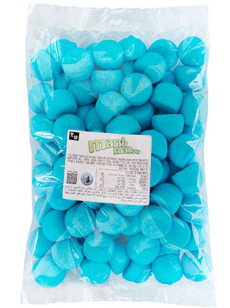 מרשמלו ווקסמן כדורים כחול 800 גרם