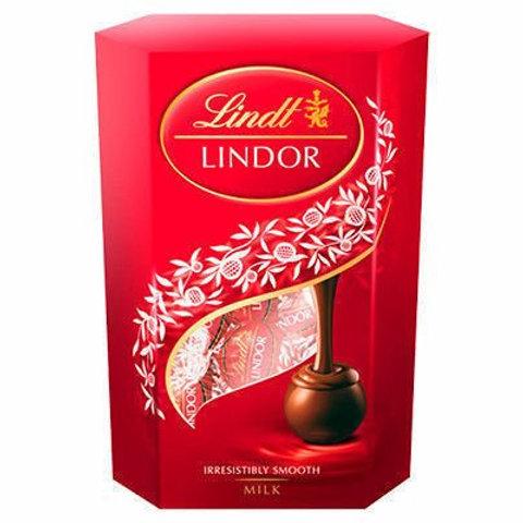לינדור שוקולד שווצרי חלב מעולה