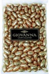 דרז'ה ( giovanna ) שקדים זהב 1 קילו משקולדיס