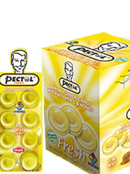 סוכריות פקטול בטעם לימון 24 יחידות