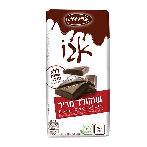 שוקולד אגו כרמית מריר ללא סוכר פרווה