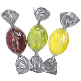 סוכריות ללא סוכר במבחר טעמים 500 גרם