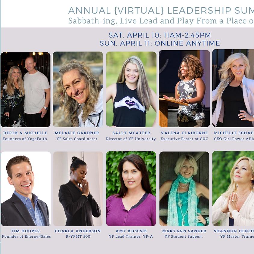 YogaFaith Virtual Leadership Training
