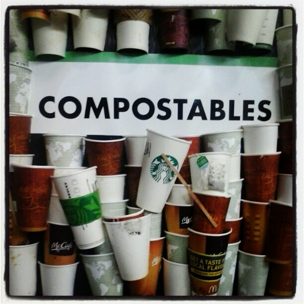 Flickr - Compostables