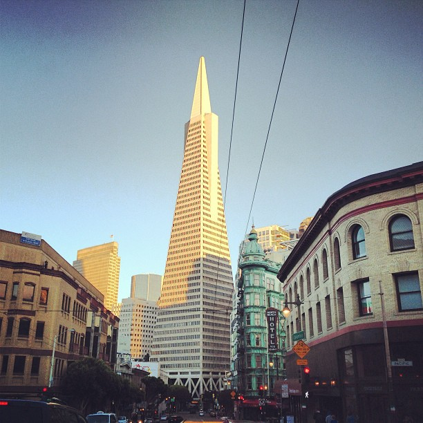 Flickr - #transamerica #pyramid #sanfrancisco #downtown