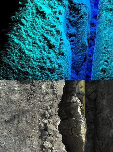 LiDAR and Imagery Co-Collected