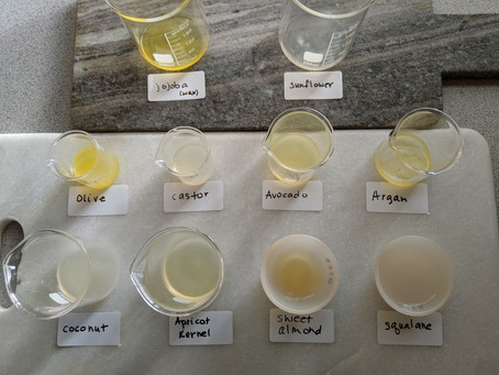 Lab Notes Series: Creating Oily Gels with Olivem 900