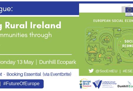 Citizens' Dialogue: Revitalising Rural Ireland Empowering Communities through Social Enterprise