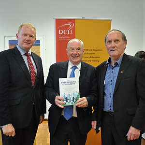 DCU Book Launch