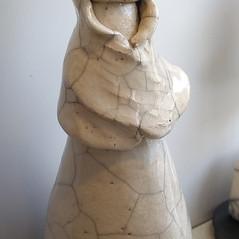 Sculpture d'Hilda Soyer