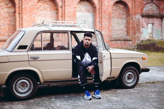 """""""Adidas"""" photoshoot"""