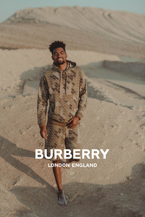 """Burberry"" photoshoot"
