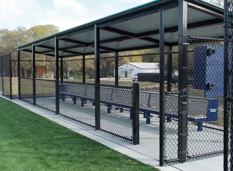 WHY BASEBALL DUGOUTS ARE BUILT BELOW GROUND