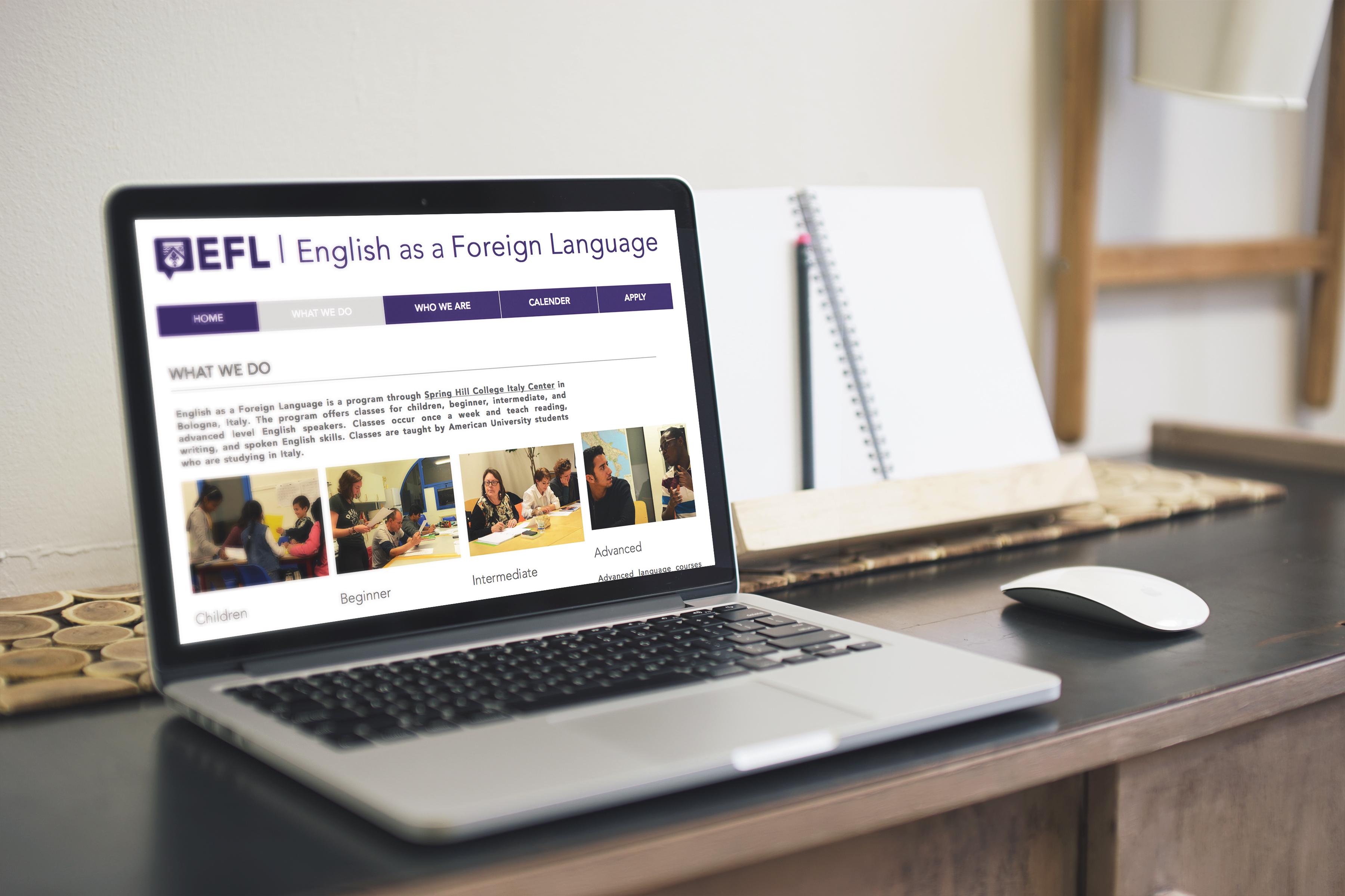 EFL Branding