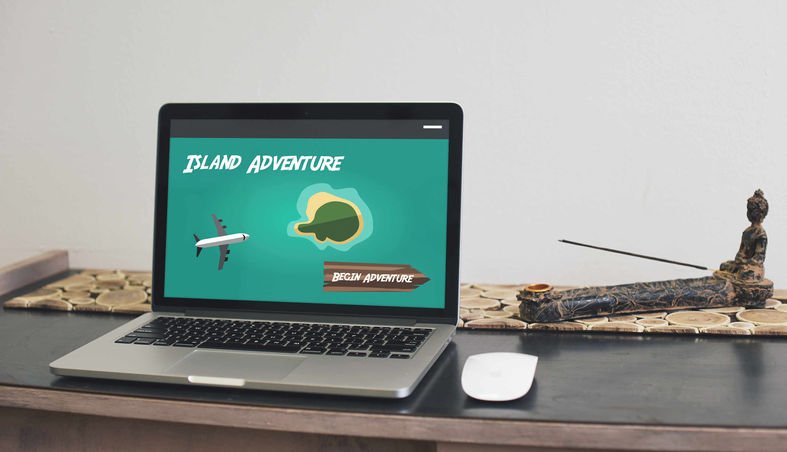 Island Adventure Website