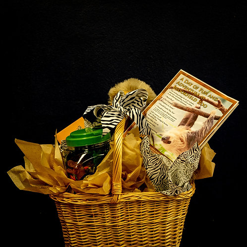 Basket A: Everybody's Zoo-ing It!