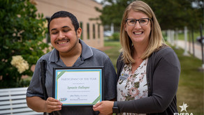 FVSRA Participant Overcomes Challenges and Wins Award