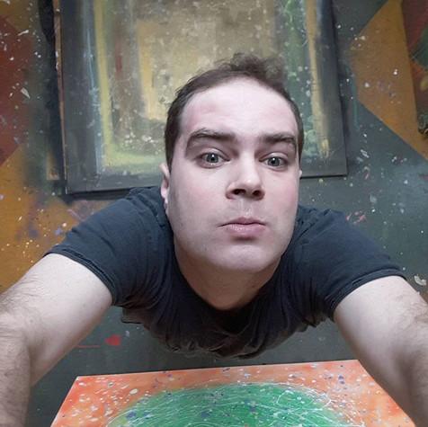 Artstudio selfie  #leminxart #leminx #ar