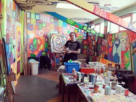 V atelieri , #leminxart #atelier #artwor