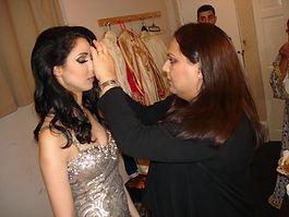 Arabic makeup artist London, arabic bridal makeup artist london, arabic wedding makeup artist london