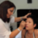 oriental makeup artist London, oriental bridal makeup artist london, oriental wedding makeup artist