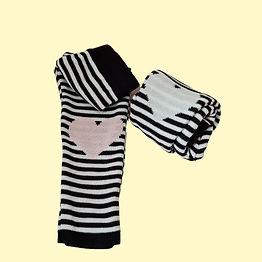 Calça de tricot antialérgico
