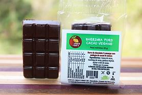 Barrinha de Chocolate Vegano - 25gr