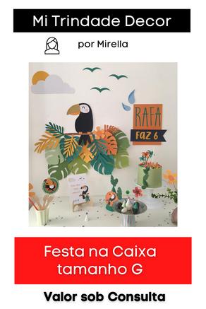Festa na Caixa | Tamanho G