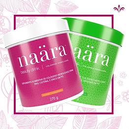 Naara | Tangerina ou Maça Verde