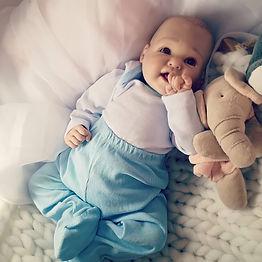Bebê Reborn Silicone Vinil