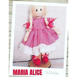 Boneca Maria Alice