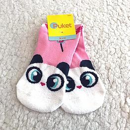 Meia Infantil Puket Soft