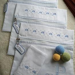 Saquinhos para maternidade personalizados