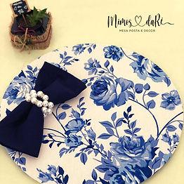 Kit Floral Azul