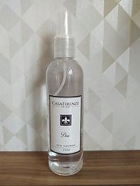 Água Perfumada - frasco 240 ml