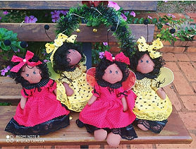 Bonecas Joaninhas