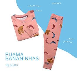 Pijamas Babaninhas