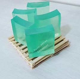 Sabonete Base Cristal