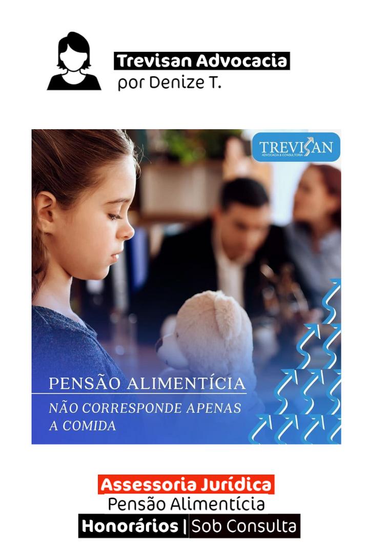 Pensão Alimentícia | Assessoria Jurídica