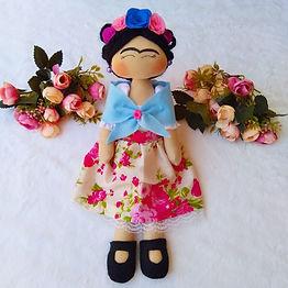 Boneca Frida