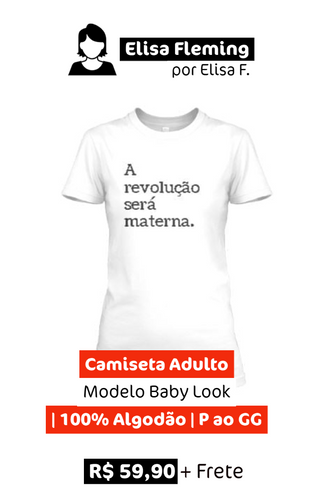 Camiseta Adulto | Modelo Baby Look