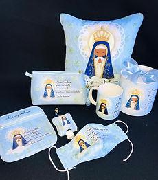 Kit Personalizado Nossa Senhora