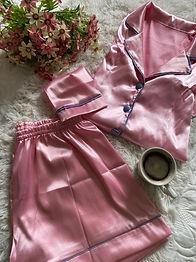Pijama em Cetim