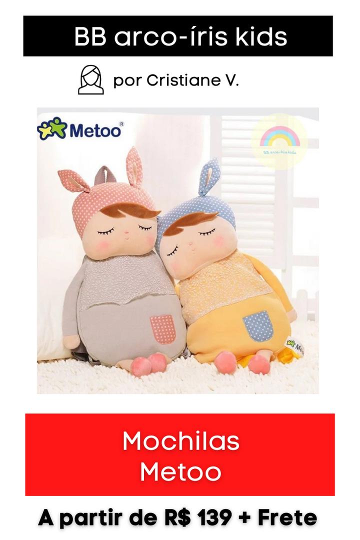 Mochilas Metoo